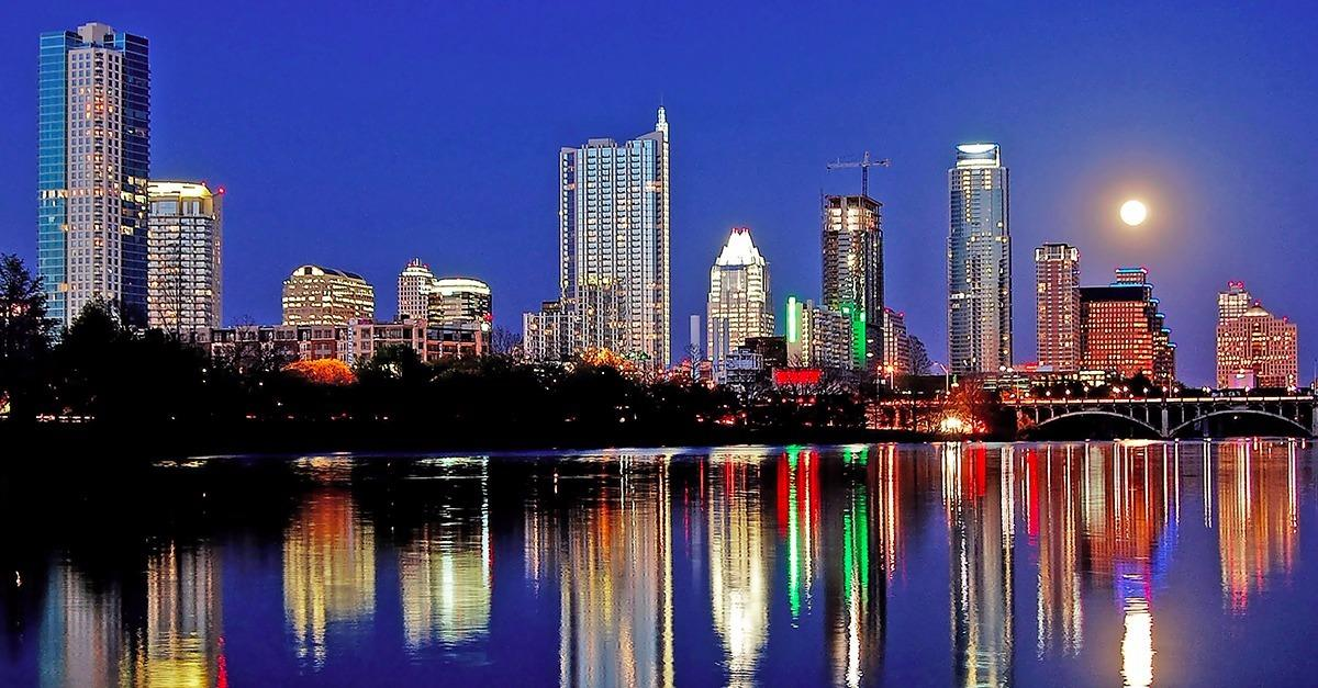 Top Texas Cities to Live In