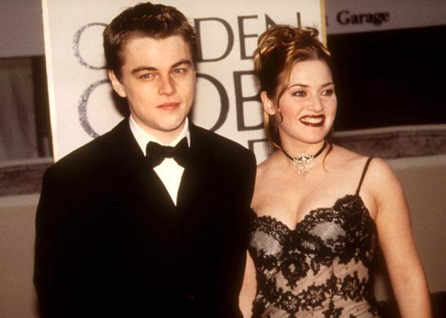Kate Winslet talks Titanic weight changes     Leo is fatter now  I   m    Kate Winslet Weight