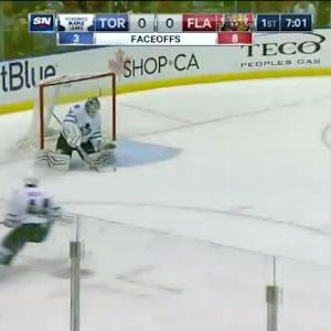 James Reimer Save on Jussi Jokinen (13:01/1st)