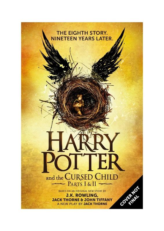 Potter play already a bestseller five months ahead