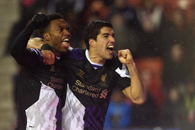 LIVE: Liverpool v Aston Villa, Premier League
