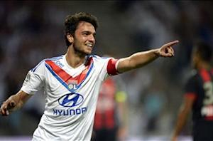 Grenier: I'll stay at Lyon for at least one more year