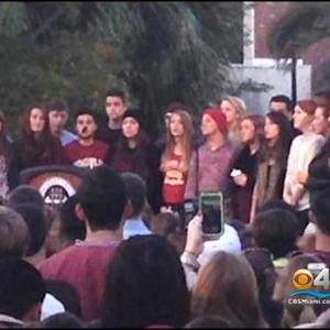 FSU Students Lean On Each Other Following Campus Shooting