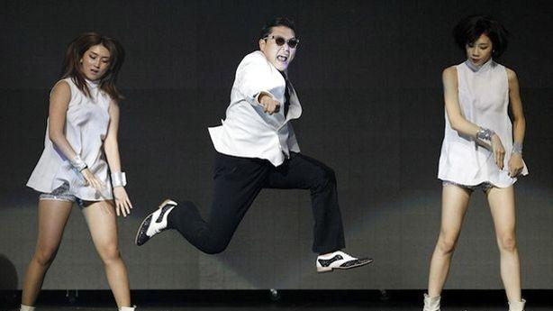 Psy Does Not Salute You