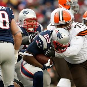 GameDay: Cleveland Browns vs. New England Patriots highlights