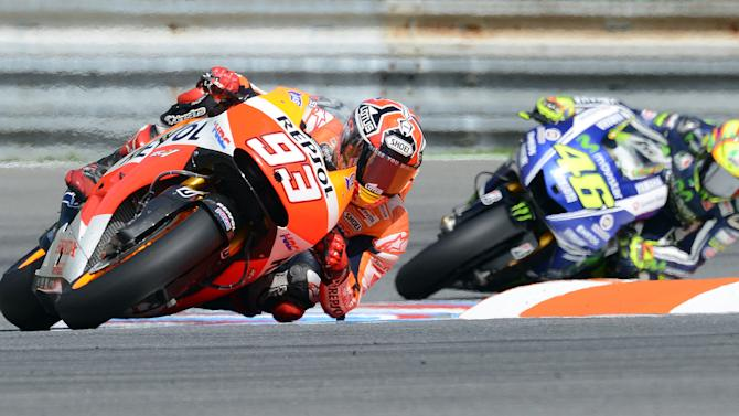 MotoGP - Marquez looking to get back to winning ways