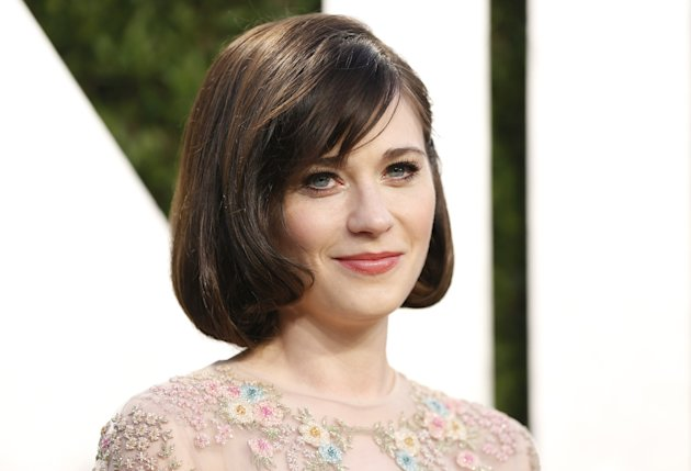 Actress Zooey Deschanel actress …