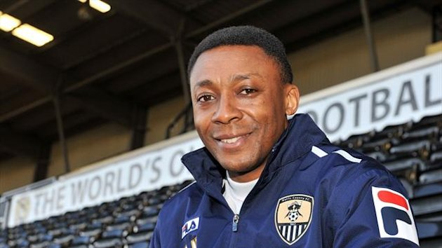 Chris Kiwomya is still eager to tackle the task at Notts County on a full-time basis