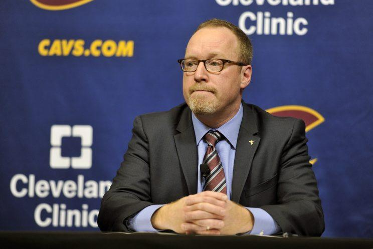 David Griffin on LeBron James: 'You're basically charged with the legacy of Babe Ruth'