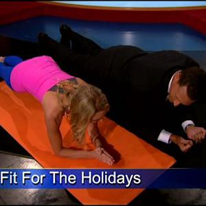 Stay Fit This Holiday With Tips From Fitness Expert Tracey Mallett