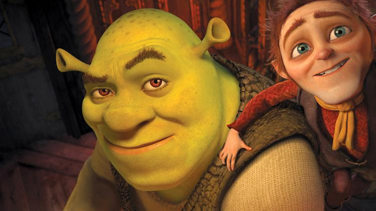 Shrek Forever After Production Stills thumbnail