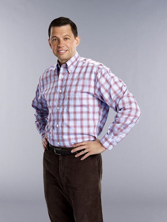 Jon Cryer stars as Alan Harper on &quot;Two and a Half Men.&quot; 
