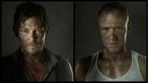 7 Days of 'Walking Dead': Norman Reedus, Michael Rooker Preview Daryl and Merle's Pending Reunion