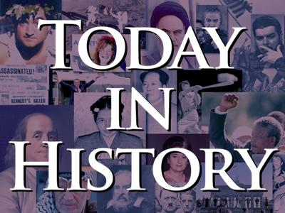 Today in History for August 28th