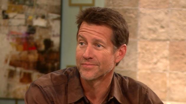 James Denton stops by Access Hollywood Live on March 16, 2012 -- Access Hollywood
