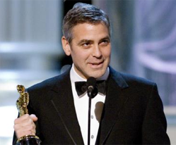 OSCARS: Is George Clooney Now King Of The Academy Awards?
