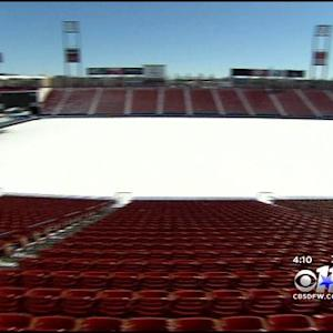 Snow + Soccer?  You Bet, For FC Dallas!