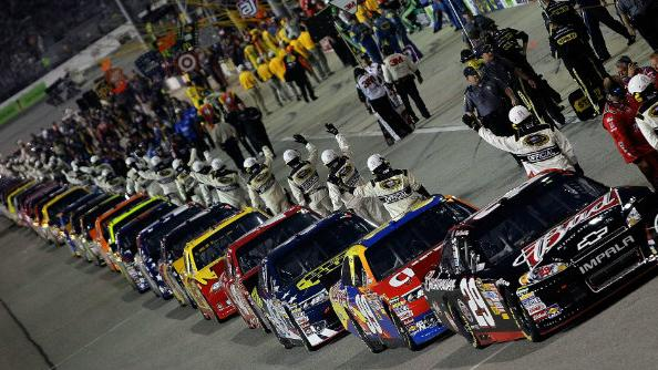 Menzer: Race in Richmond will decide Chase participants