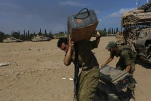 Israel continues military offensive in Gaza
