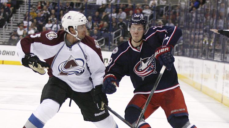 Blue Jackets say just making playoffs not enough
