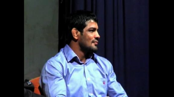 Wrestler Sushil Kumar refuses to endorse liquor brands