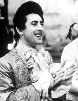 Alan Cumming as Lord Rochester in USA Films' Plunkett & Macleane