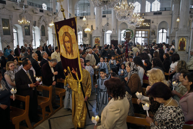 Syrian Christians Fear Bleak Future After Assad