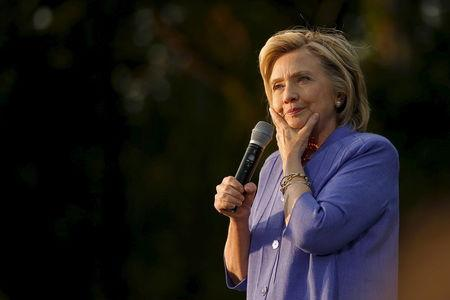 Exclusive – Dozens of Clinton emails were classified from the start, U.S. rules suggest