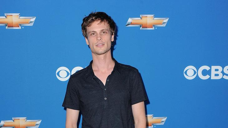 "Matthew Gray Gubler of ""Criminal Minds"" arrives at the CBS Fall Season Premiere party at The Colony on September 16, 2010, in Los Angeles."