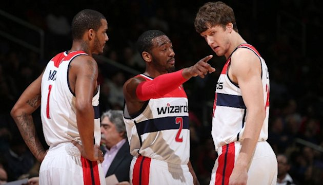 John Wall, le joueur vedette des Washington Wizards