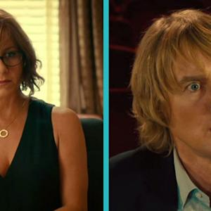 Jennifer Aniston and Owen Wilson Reunite for 'She's Funny That Way'
