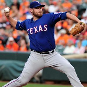 Fantasy update: Colby Lewis (7/1)