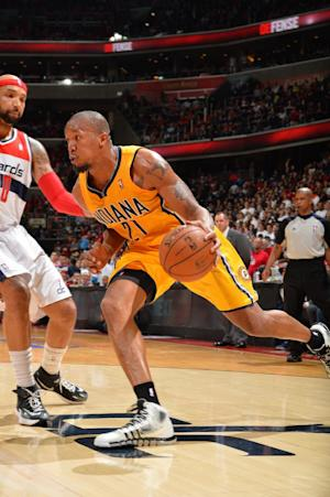 Pacers clinch series with 93-80 win over Wizards