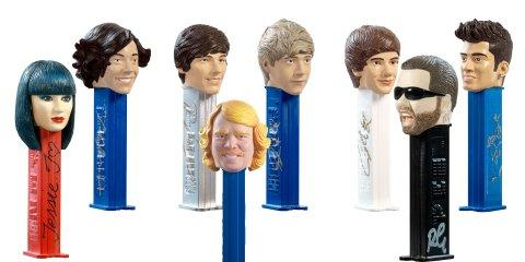 Celebrity 'Pez-Heads' Go under the Hammer for Charitable Donation