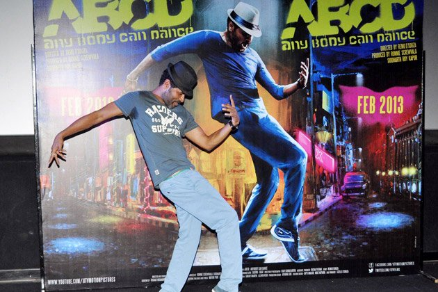 Prabhudheva in Remo&amp;#39;s &amp;#39;ABCD&amp;#39;