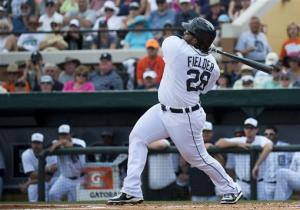 Cabrera, Fielder homer for Tigers in loss to Jays
