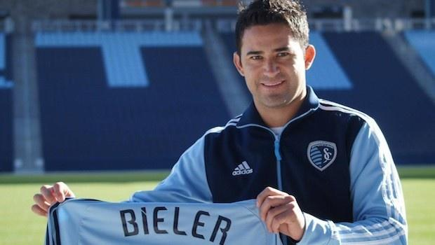 "SKC not rushing Bieler, says Vermes: ""He's getting better"""