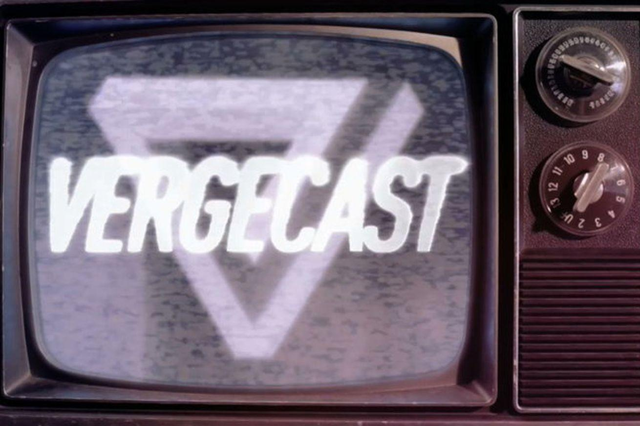 The Vergecast, live today at 4:30PM ET!