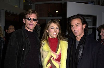 Denis Leary, Elizabeth Hurley and Tom DiCillo of Double Whammy Sundance Film Festival Day 3 Park City, Utah 1/20/2001