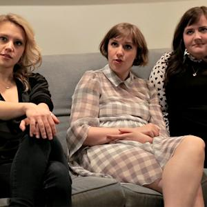 SNL Web Exclusive - Backstage with Lena Dunham