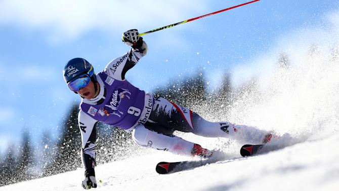 Austria's Raich could miss Olympic super-combined