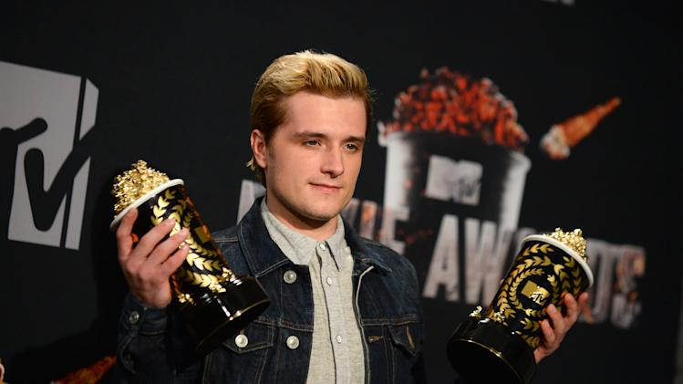 MTV Movie Awards big Hollywood studio plug-fest