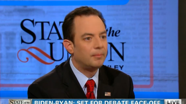 Reince Lowers Expectations; Obama Reviews the Tape