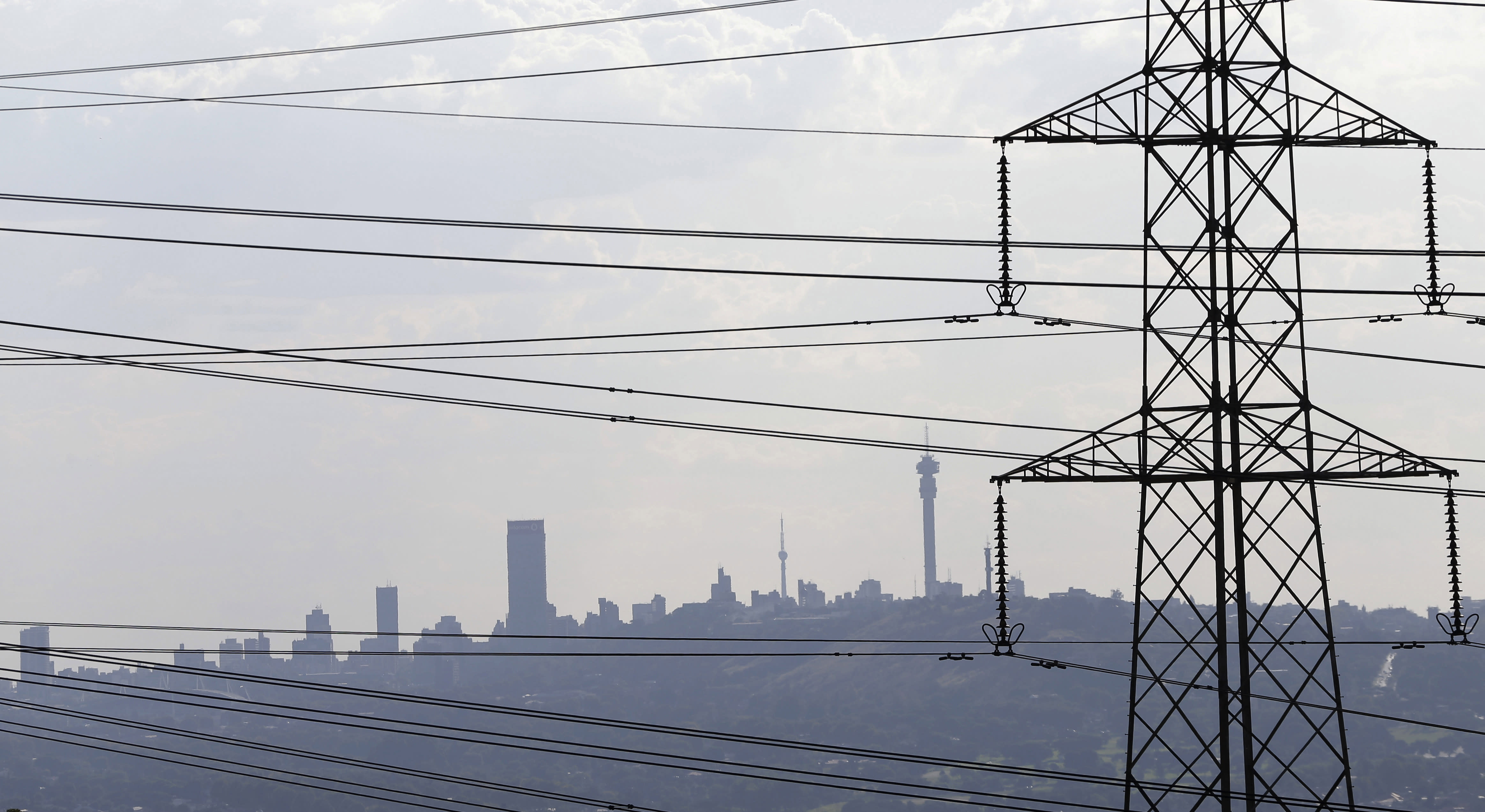About 1,000 workers fired from South African power plant