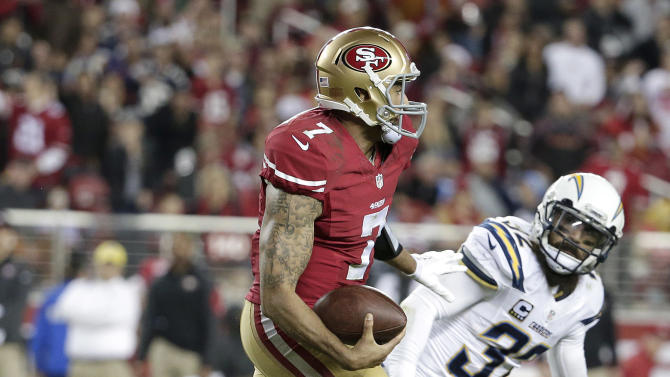 Colin Kaepernick weighing his offseason approach