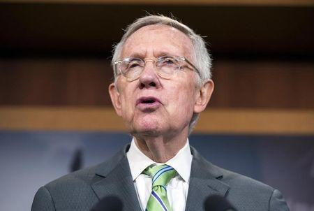 Congress should act on 'scandalous' fantasy betting: Reid