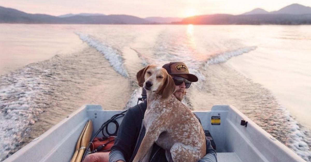 You Have To See This Man s Travels With His Dog