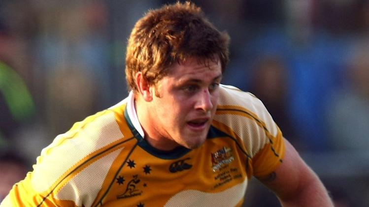 Force sign former World Cup Wallaby