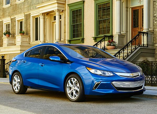 Sticker shock: 2016 Chevrolet Volt priced less than outgoing model