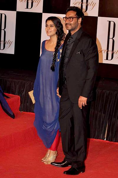 Top B-town stars at Bachchan's big bash